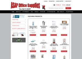 Asapofficesupplies.com thumbnail