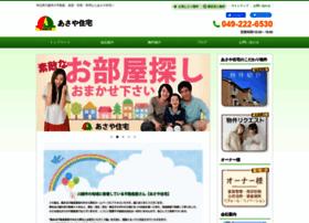 Asaya-jyutaku.com thumbnail