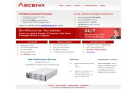 Ascenix.net thumbnail