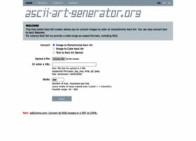 Ascii-art-generator.org thumbnail