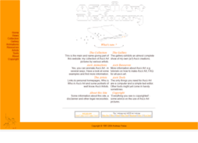 Ascii-art.de thumbnail