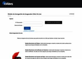 Asegurados.orbiseguros.com.ar thumbnail