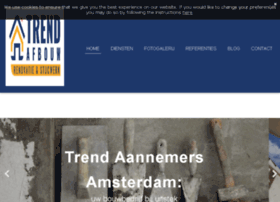 Asenabouw.nl thumbnail