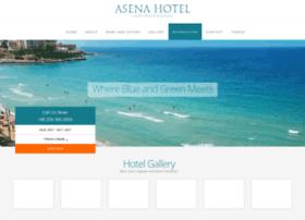 Asenahotel.net thumbnail