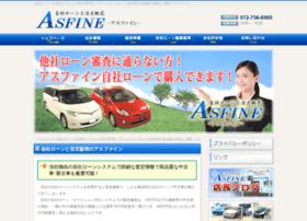 Asfine.jp thumbnail