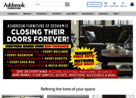 ashbrookfurniture.com at WI. Ashbrook Furniture Store - Manchester