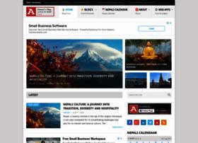 technology and web application | Nepali calendar | Nepali Unico