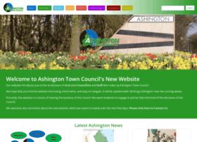 Ashingtontowncouncil.gov.uk thumbnail