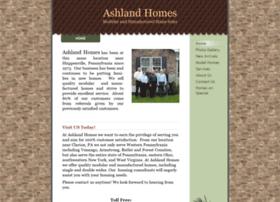 Ashlandhomes.biz thumbnail