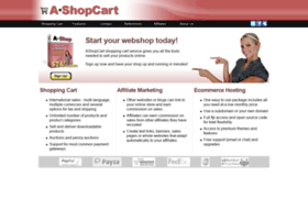 Ashopcart.com thumbnail