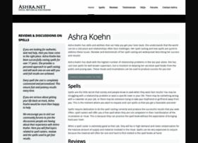 Ashra.net thumbnail