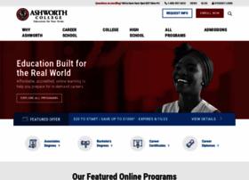 Ashworthcollege.edu thumbnail