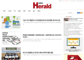 Asiaherald.co.kr thumbnail