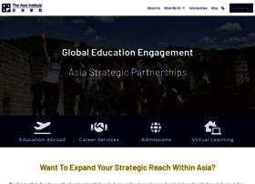 Asiainstitute.org thumbnail