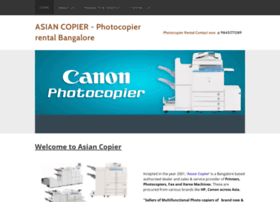 Asiancopier.co.in thumbnail