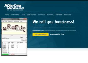 Asiandataservice.com thumbnail