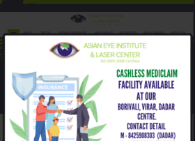 83082b51f15 asianeye.co.in at WI. Best Laser Eye Hospital in Mumbai - Dadar ...