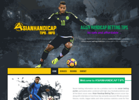 Asianhandicaptips.info thumbnail