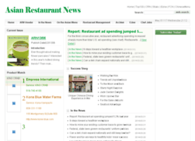 Asianrestaurantnews.com thumbnail