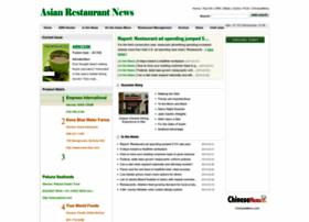 Asianrestaurantnews.com thumbnail