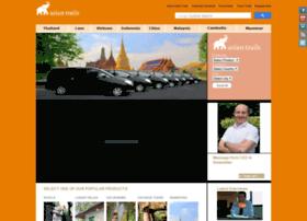 Asiantrails.net thumbnail