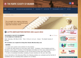 Asiaticsociety.org.in thumbnail