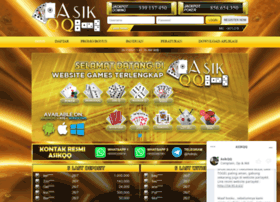 Asik99 Biz At Wi Asikqq Situs Judi Poker Online Qq Domino 99 Bandarq 2020