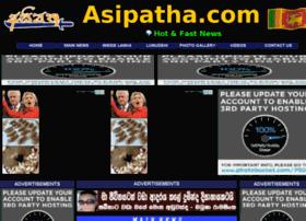 Asipatha.com thumbnail