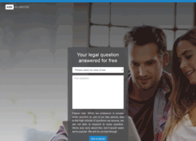 ask a lawyer a question for free uk
