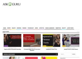 Askiguru.com thumbnail