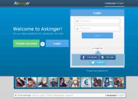 Askinger.net thumbnail