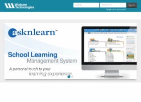 ASKNLEARN.com at Website Informer. ASKNLEARN - Innovating Education