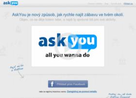 Askyou.cz thumbnail