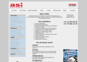 Asl-web.ch thumbnail