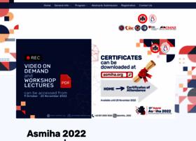 Asmiha.org thumbnail