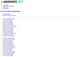 Asociatii.net thumbnail