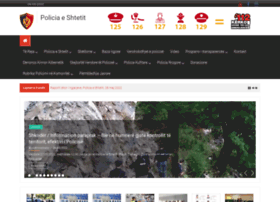 Asp.gov.al thumbnail