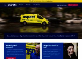 Aspect.co.uk thumbnail