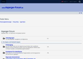 asperger forum
