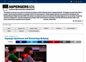 Aspergers101.com thumbnail