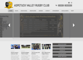 Aspetuckrugby.org thumbnail