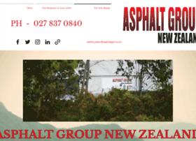Asphaltgnz.co.nz thumbnail