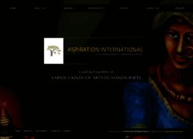 Aspirationinternational.com thumbnail