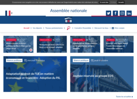 Assemblee-nationale.fr thumbnail