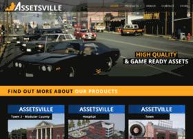 Assetsville.com thumbnail