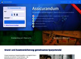 Assicurandum.ch thumbnail