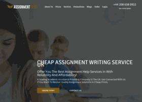 Assignmentspot.co.uk thumbnail