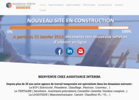 Assistance-interim.fr thumbnail