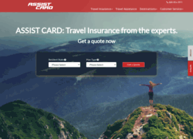 Assistcard-usa.com thumbnail