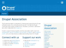 Assoc.drupal.org thumbnail